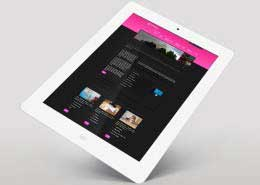 Izrada internet stranice za marketing agenciju