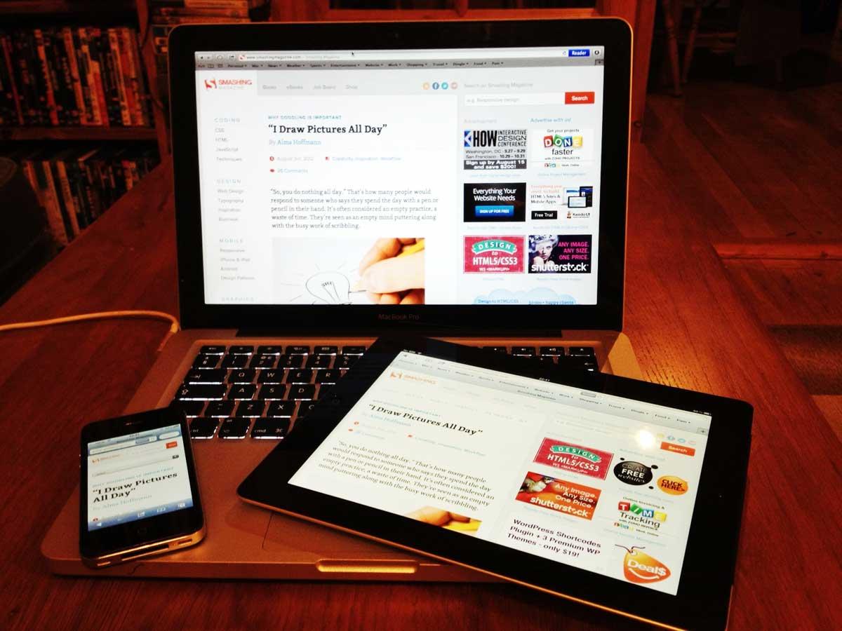 Responsivni dizajn u Wordpressu