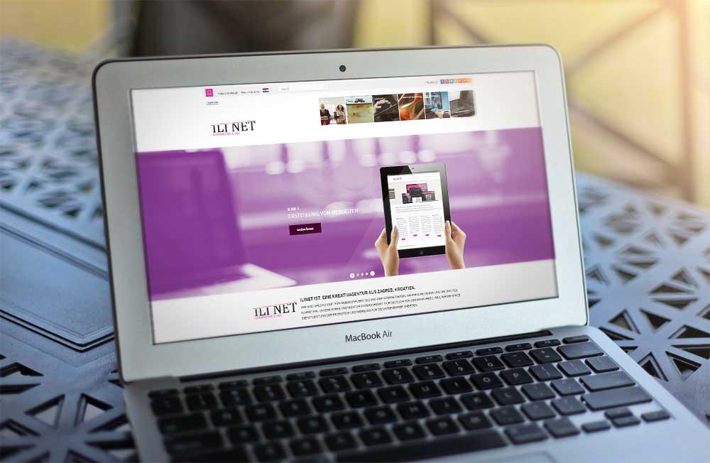 izrada internet stranice na njemackom