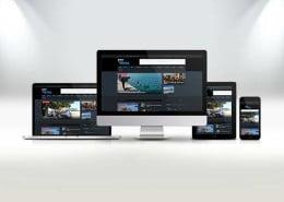 Izrada portala za televiziju Istra