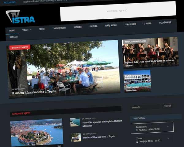 Portal za televiziju