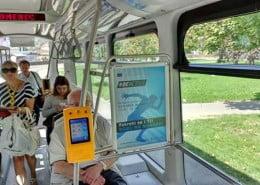 oglašavanje u tramvajima