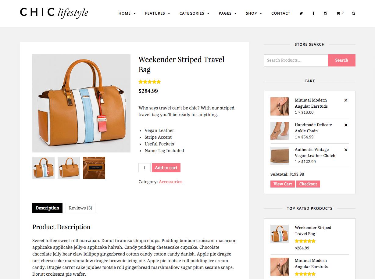 Proizvod u web shopu