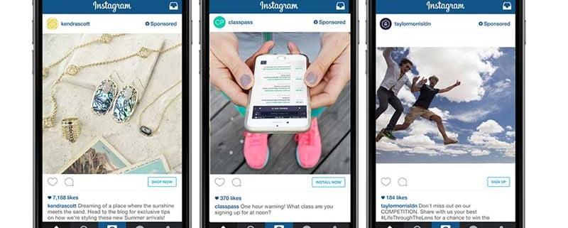 oglašavanje na instagramu