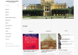web stranica za muzej
