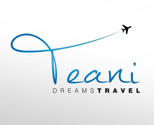 Logotip za putničku agenciju