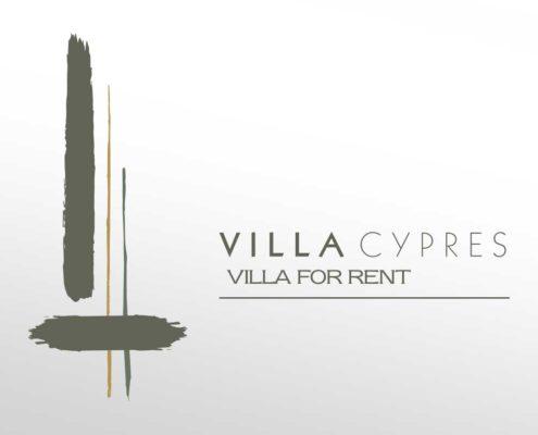 Logotip za Villu Cypres