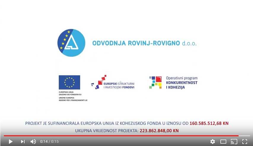 EU projekt grad Rovinj