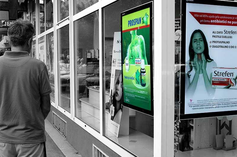 Oglašavanje u ljekarnama