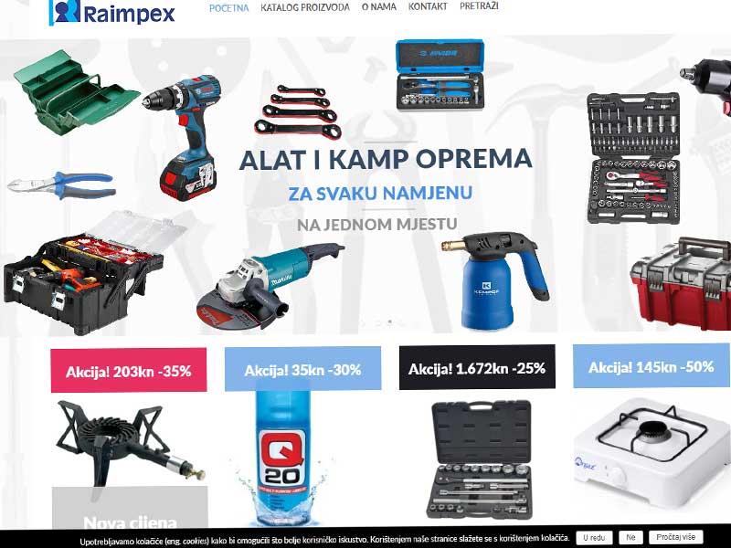 raimpex trgovina alatom
