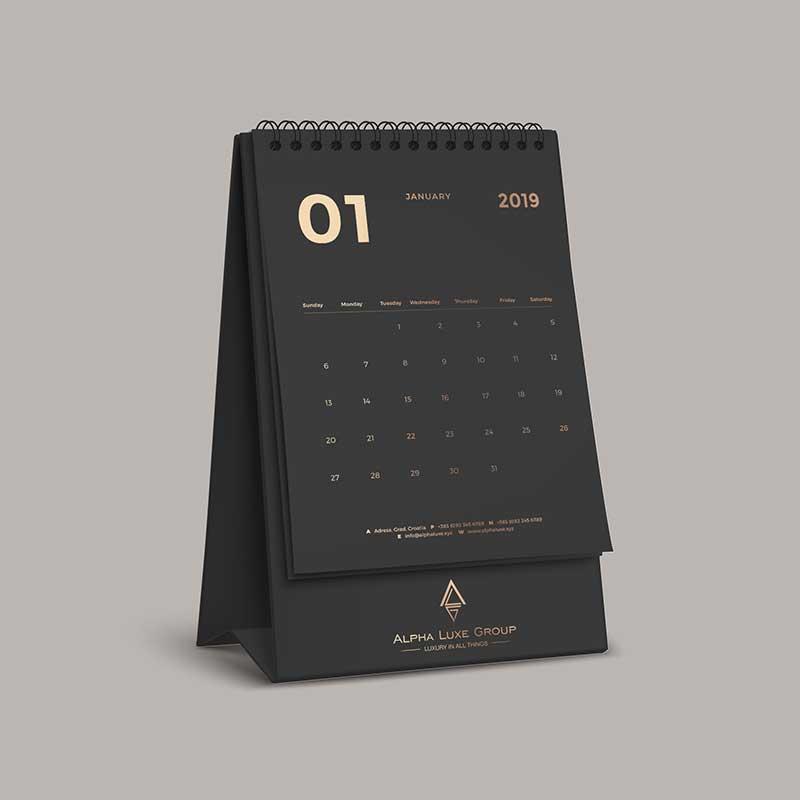 stolni kalendari